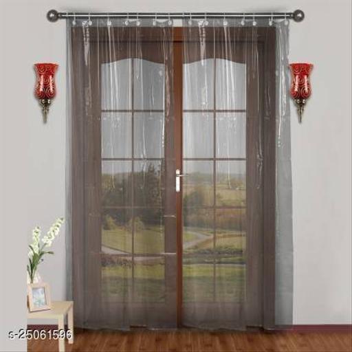 PVC Long Door Curtain Single Curtain