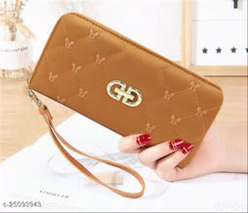 Beautiful Women Girls Wallet