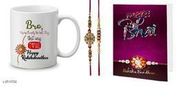 Elegant Rakshabandhan Special Gifts(Pack Of 4)