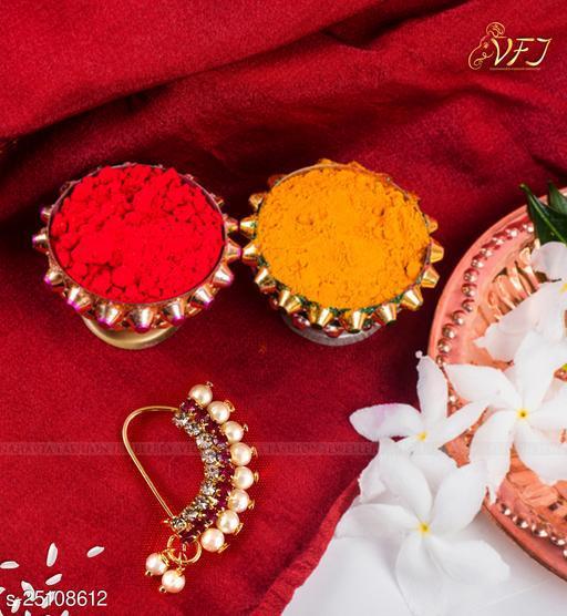 Allure Bejeweled Nosepins