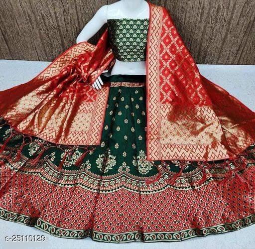 Aakarsha Superior Women Lehenga