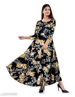 Trendy Women Stylish Gown