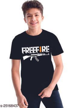 Freefire tshirt for kids - AK47