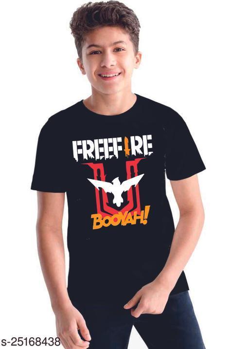 Freefire tshirt for kids