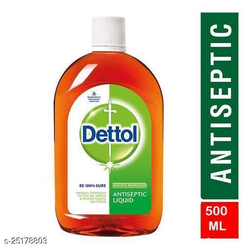 Unique Sanitizers/Disinfectant
