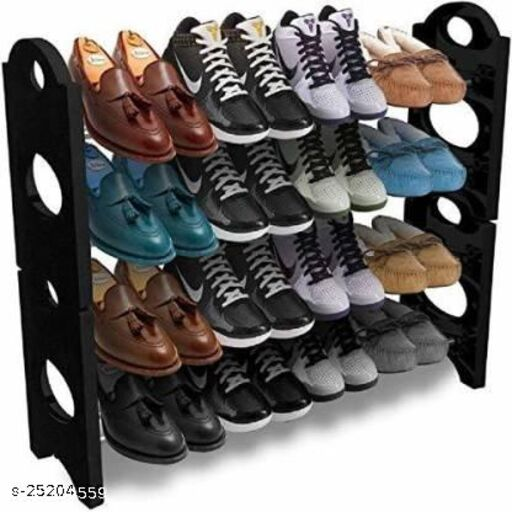 Hurlus Hafine Shiny Shoe Rack