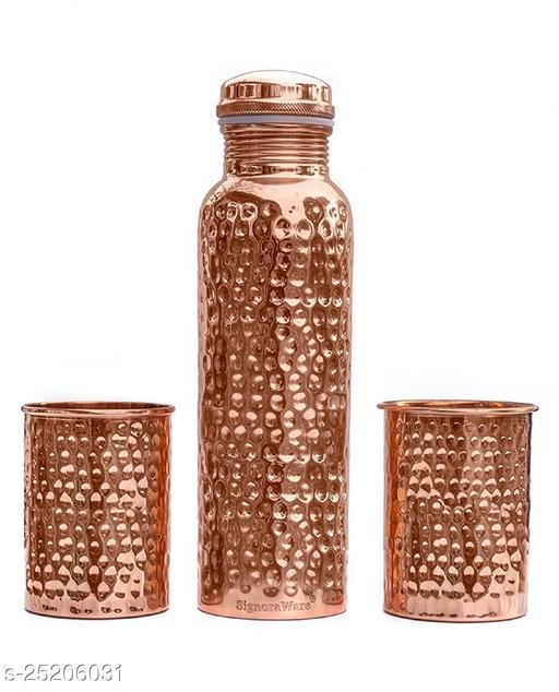 Designer Water & Juice Glasses
