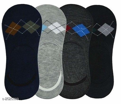 Attractive Unisex Multipack Grey Socks