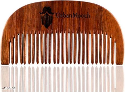 Urban Mooch Beard Shisham Wood Comb