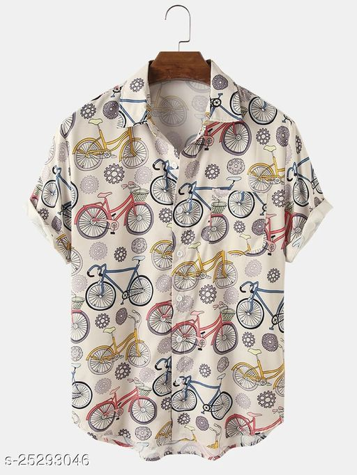 unique branded prited shirts for mens