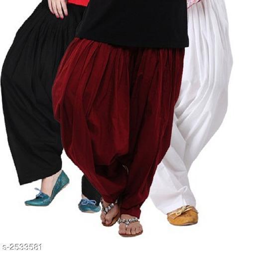 Fabulous Women's Patiala Pant