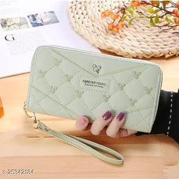 Women Wallets Clutch Purse hand held Wallets for Girls Latest Stylish Treding Wallet