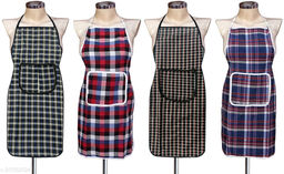 Lepl Cotton Apron (Pack of 4)