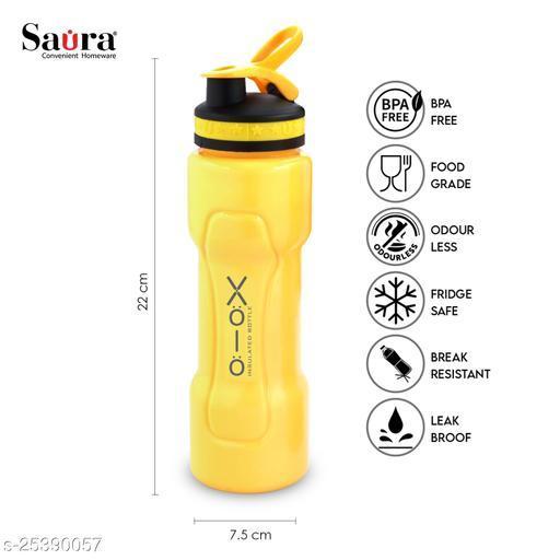 SAURA Xolo Insulated Bottle(Yellow)