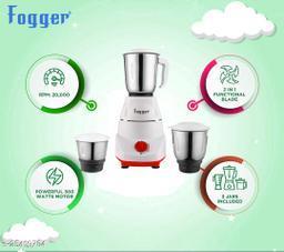 Fogger Royal Electric 500 Watt Mixer Grinder, 3 Jar