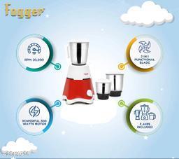 Fogger Red Star Mixer Grinder 500 Watt, 3 Jar