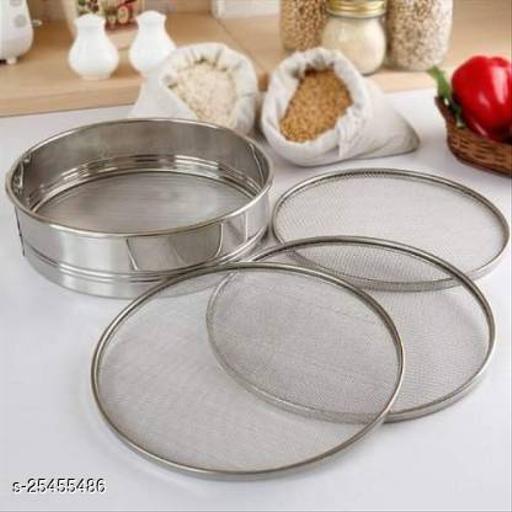 Trendy Kitchen Sieves