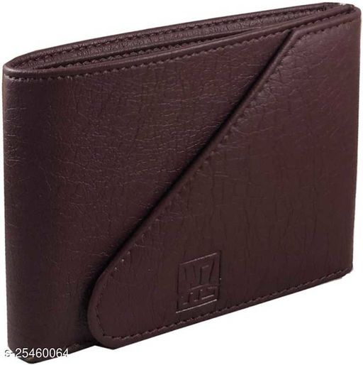 Fashlook Brown Chaaku Wallet For Men