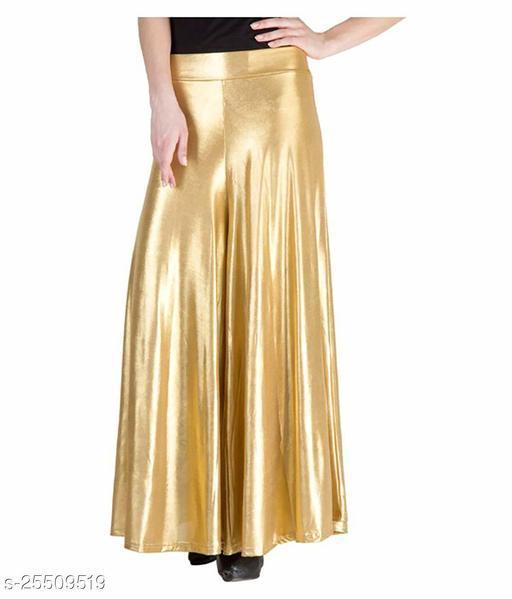 Stylish & Comfortable Shimar Plazzoo For Women