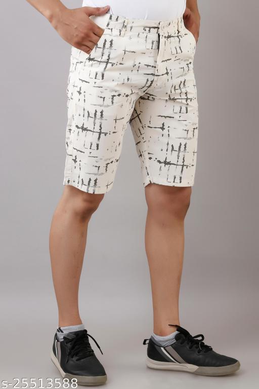 Elegant Fashionista Men Shorts