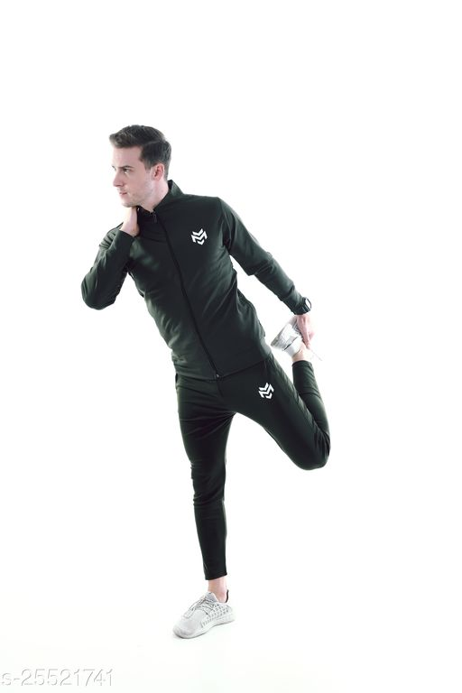 Casual Modern Men Tracksuits