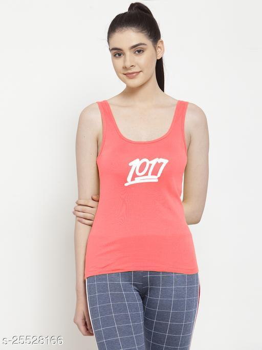 Women Gajri 1017 Printed Cotton Vest