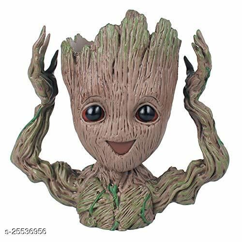 Marvels Avengers Groot Gaurdians Of The Galaxy Model 3 Pen Stand