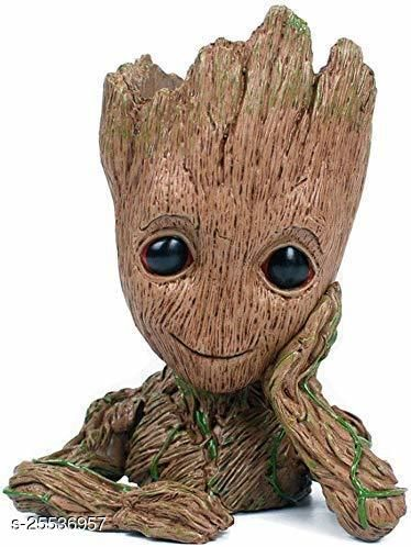 Marvels Avengers Groot Gaurdians Of The Galaxy Model 1 Pen Stand