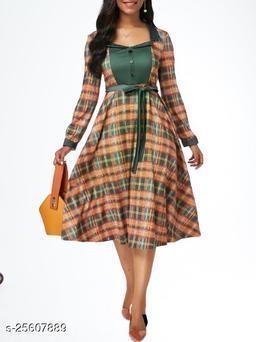 Classy Fabulous Women Dress