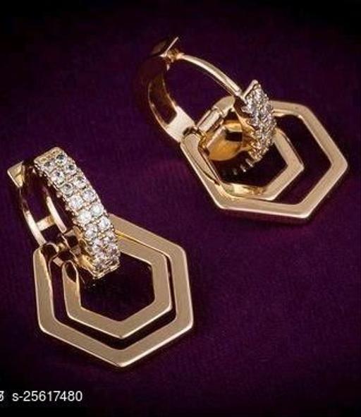 Elite Chunky Earrings