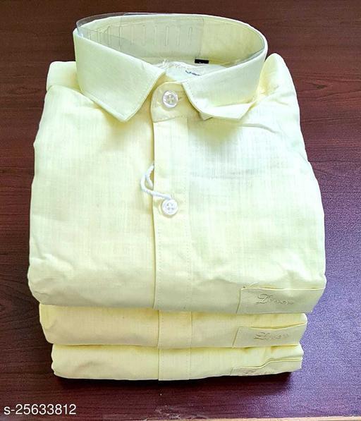 Venga Cotton Linen Men's Shirts