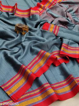 Maharashtra Cotton Silk Saree