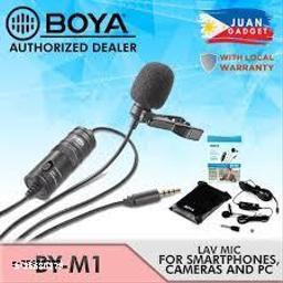 Latest BOYA / UBON Microphone