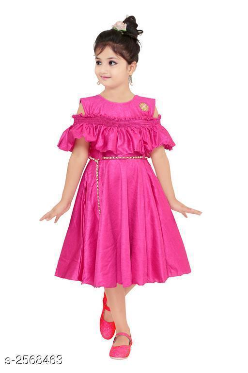 Fabulous Kid's Girls Dress