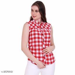 Trendy Women's Cotton Top
