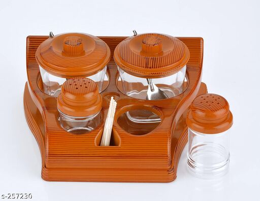 spice containers plastic