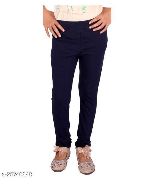 KriSo Cotton Lycra Legging Nevy Blue Clour