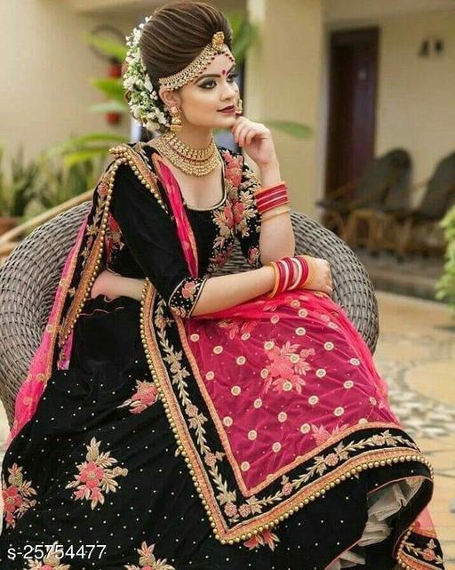 Banita Attractive Women Lehenga