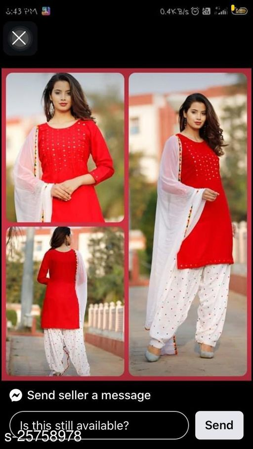 Alisha Drishya Women Kurta Sets