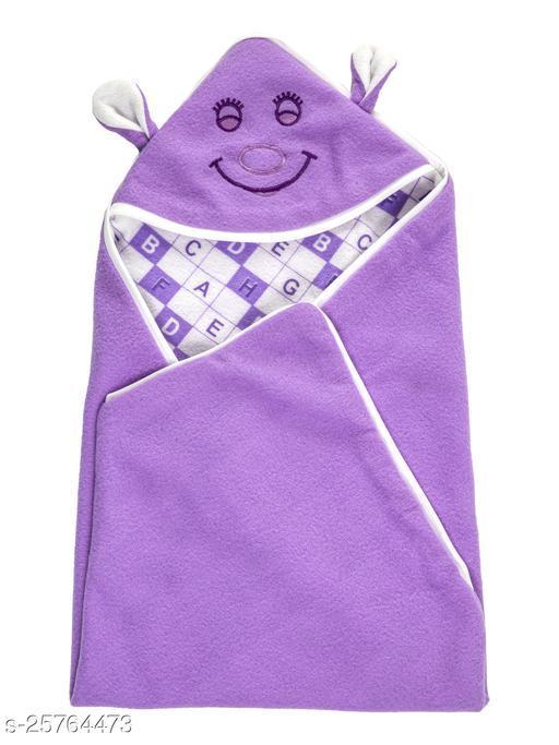 BABYZONE Hooded AC Blanket Cum Wrapper Move Size 91x66