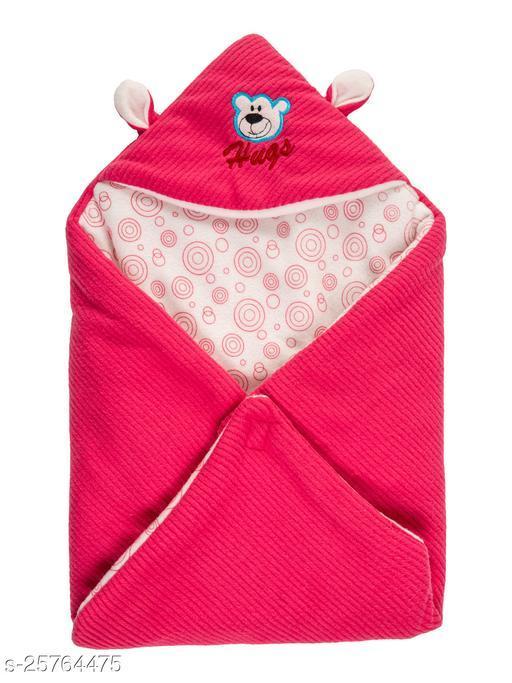 BABYZONE Super Soft AC Blankets Cum Wrapper Rani Size 69x69
