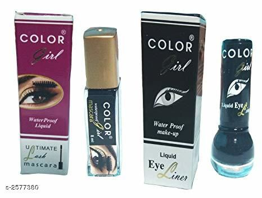 Color Girl Eyeliner And Mascara
