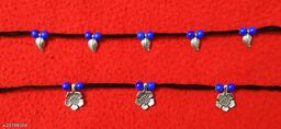 Allure Chunky Women Anklets & Toe Rings