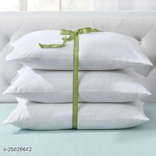 """Sweet Dream Luxury Pillows for Sleeping 3 Pack Standard Size 16""""x24"""" Inches"""