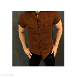 Trendy Casual Half Sleeves Shirts For Summer