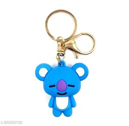 Arkanum Cute Koya BTS BT21 KPop Character Doll Fancy Keychain