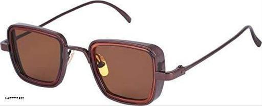 UV Protected  Kabir singh Full Brown Sunglasses
