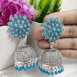 Shimmering Beautiful Earrings