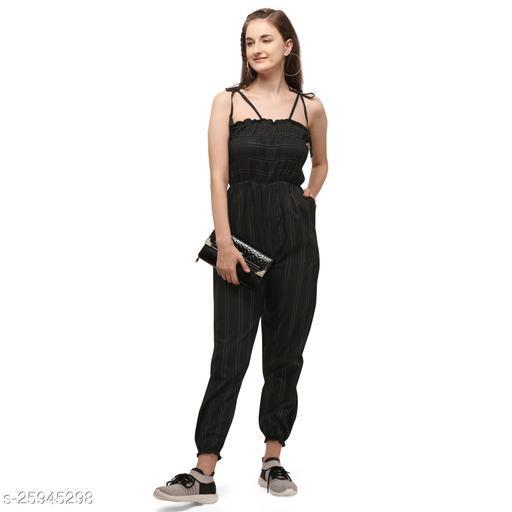 Urbane Feminine Women Jumpsuits
