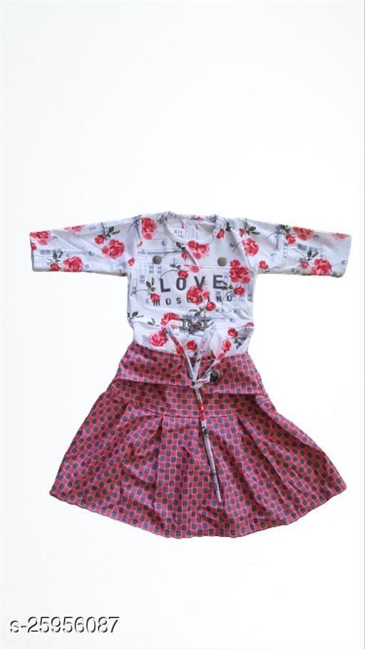 Pretty Comfy Kids Girls Skirts